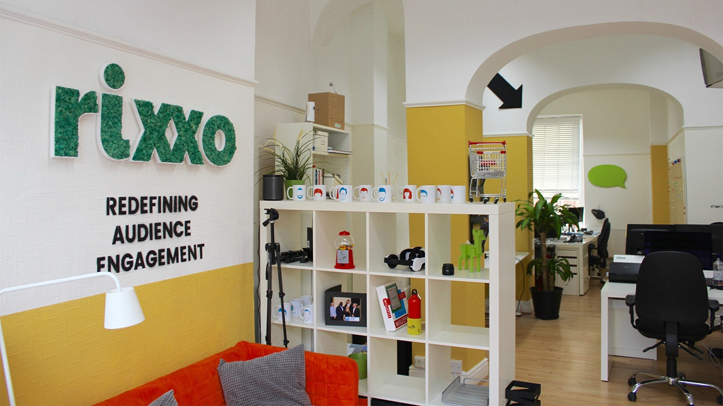 Rixxo Office Revamp