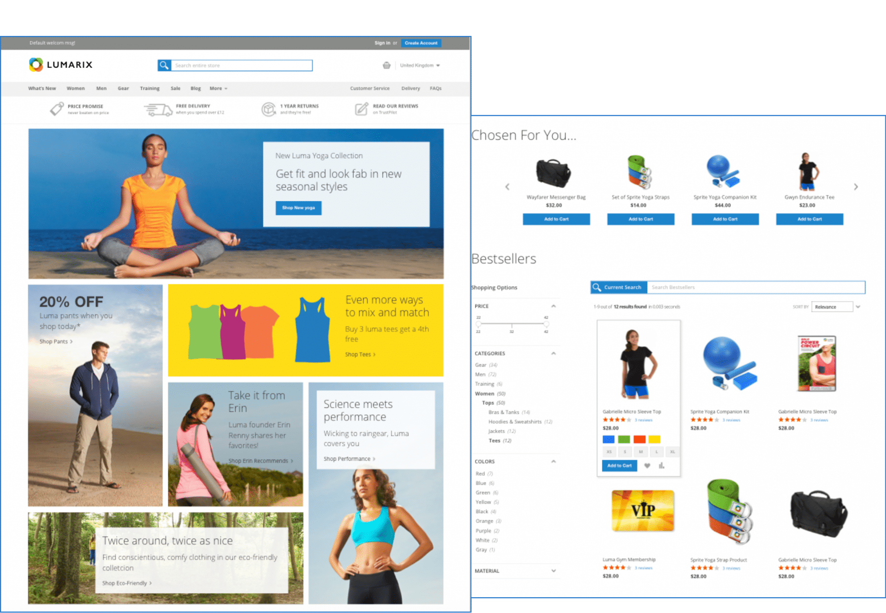 Magento 2 delivers a more inclusive shopping experience
