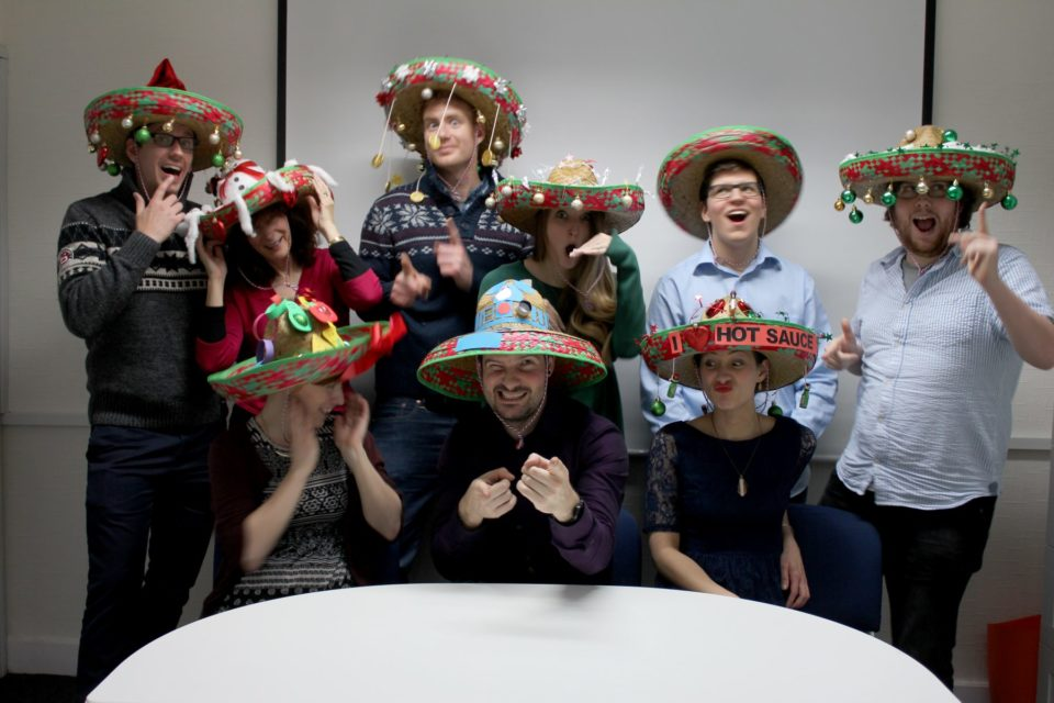 Mexican Christmas Party | Rixxo
