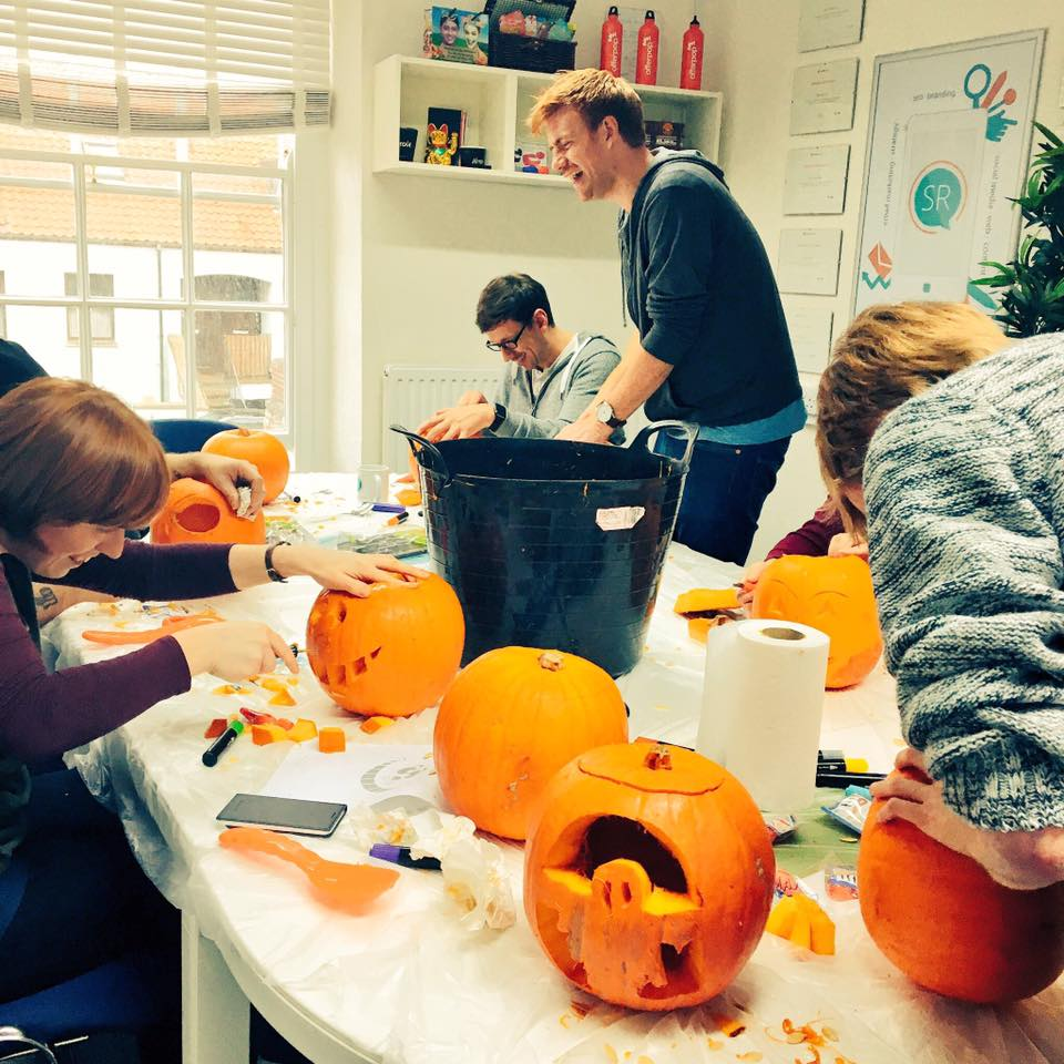 Pumpkin Carving | Rixxo