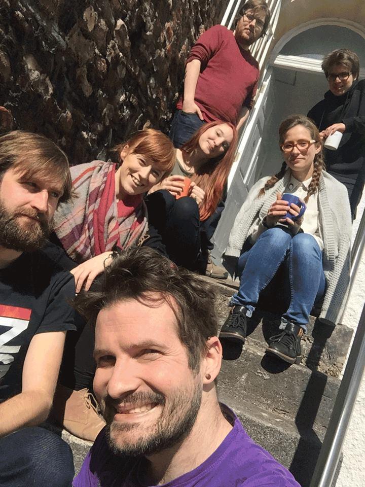 The Team | Rixxo