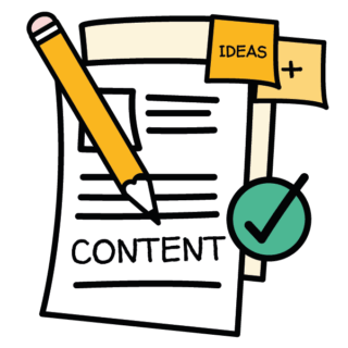 B2B Website Content