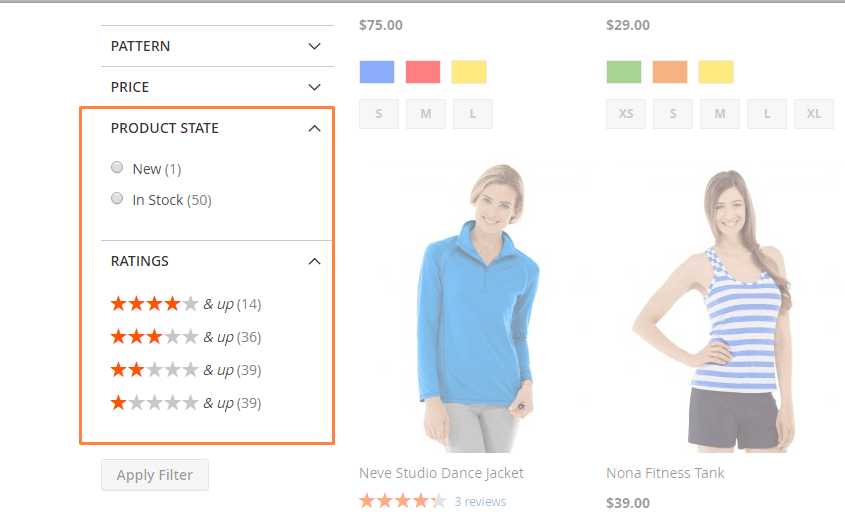 The best way to do colour attributes in Magento 2 with my top 3 layered navigation recommendations