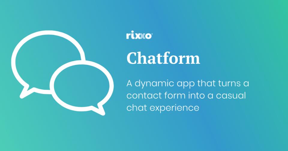 Chatform