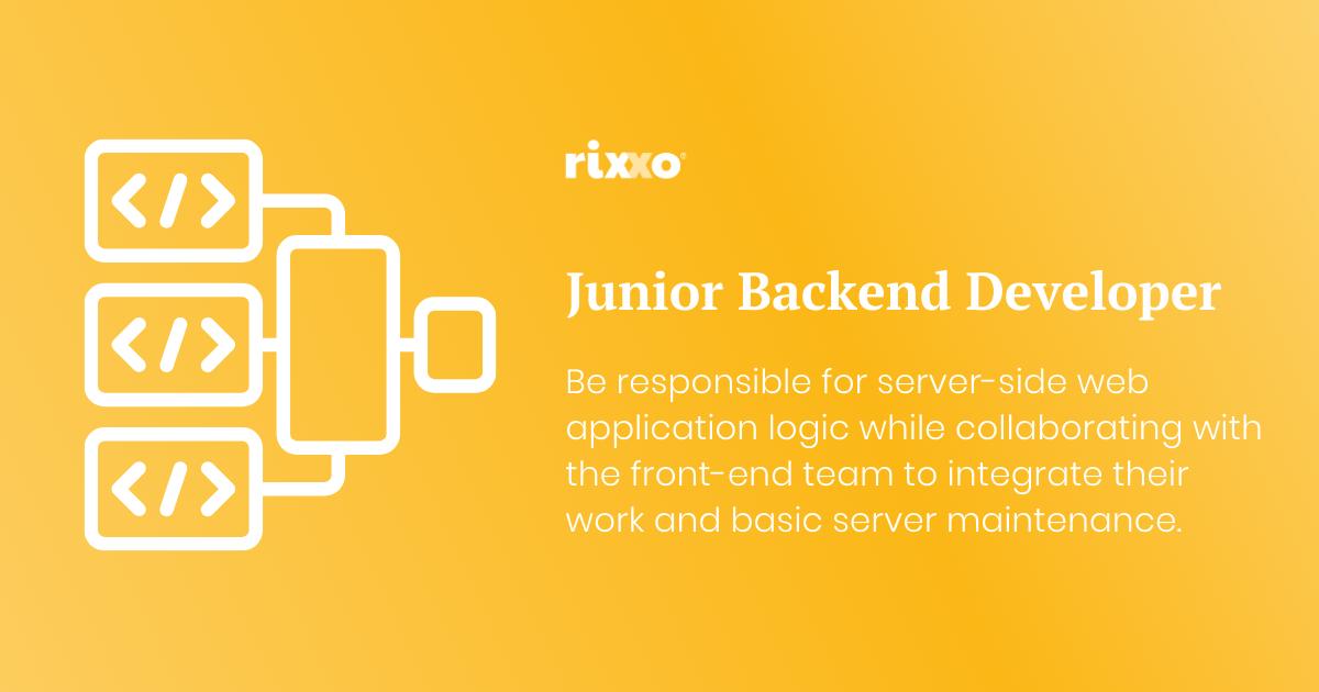 junior-backend-developer