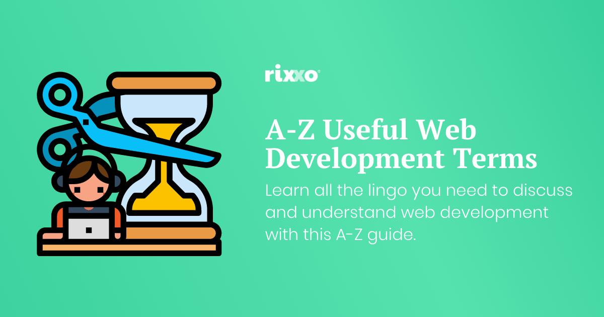 Wb Development Terms Guide