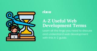 A-Z Useful Web Development Terms