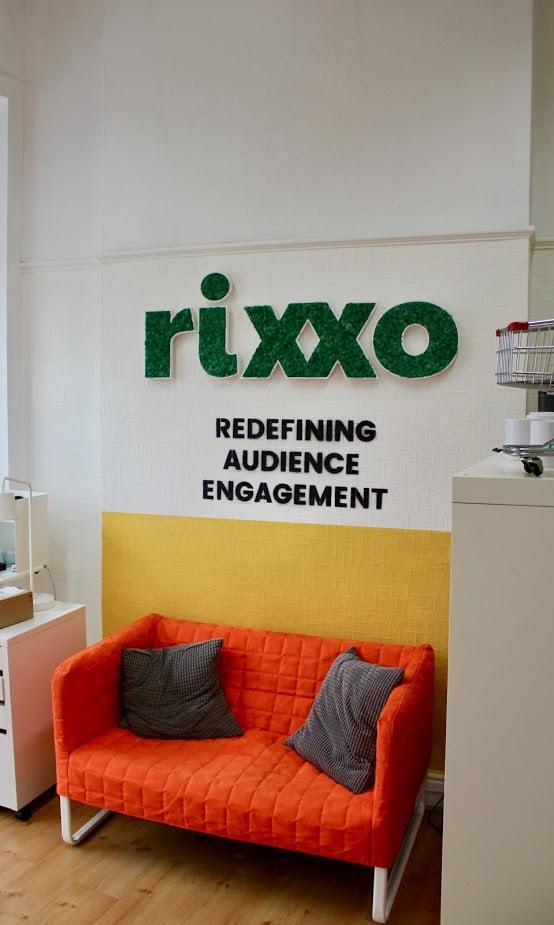Rixxo Office Revamp