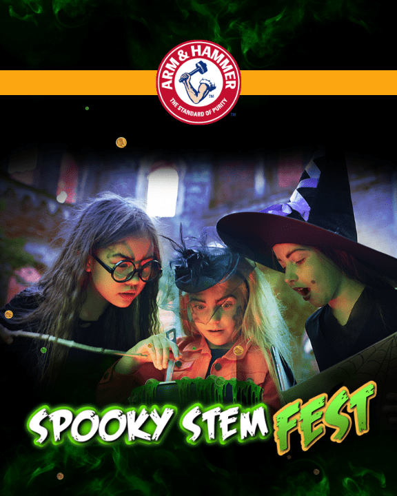 Arm & Hammer | Spooky Science UGC Video Contest