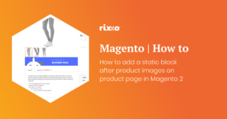 How to add a static block after product images on product page in Magento 2