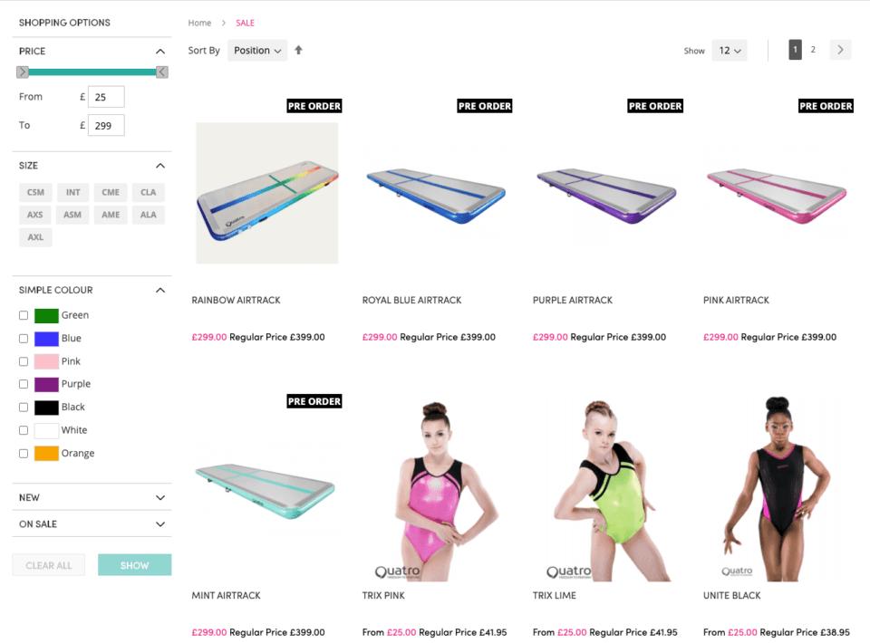 Visual Merchandising Tools Magento 2 Lumarix