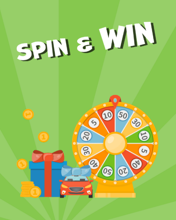 Wheel of Fortune – A mobile responsive spin the wheel